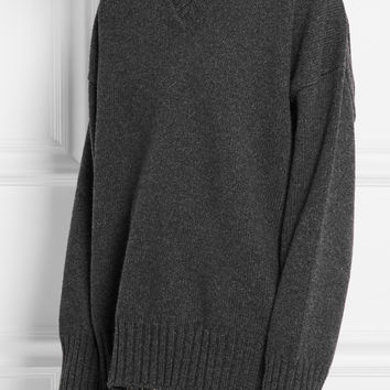Jil Sander - Oversized wool and cashmere-blend sweater