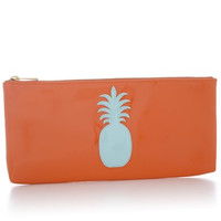 LoloBag - Manning Clutch - Blue Pineapple