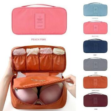 Day-First™ Travel Cosmetic Make Up Toiletry Holder Beauty Wash Organizer Storage Purse Bag Monopoly Pouch = 1917060100