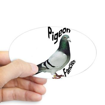 PIGEON FANCIER DECAL