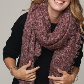 Woven Oblong Scarf