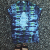 Fern Tie Dye - Made to Order