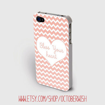 Bless Your Heart iPhone 4/4S/5 Case