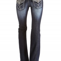 Grace in LA Boot Lace Jeans - Jeans