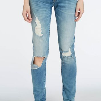 Women's Blank NYC Good Vibes Skinny Classic Denim