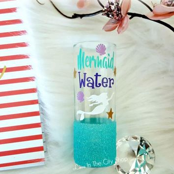 Mermaid Shot Glass