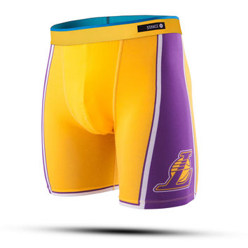 STANCE LAKERS UNDERWEAR