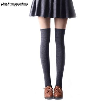 Sexy Warm Thigh High Over the Knee Socks