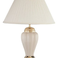 ORE International Ceramic Table Lamp