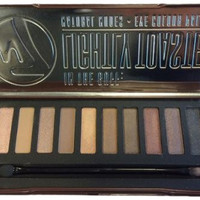 W7 In The Buff Lightly Toasted Eye Colour Palette