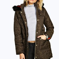Fiona Quilted Jacket
