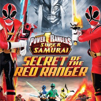 Power Rangers Super Samurai: Secret of the Red Ranger Vol. 4 [DVD]