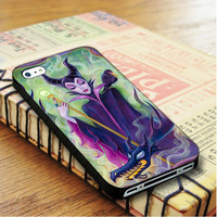 Maleficent Sleeping Beauty Princess iPhone 4 Or 4S Case
