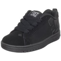 DC Court Graffik Skate Shoe (Little Kid/Big Kid)