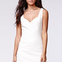 MinkPink Pearl Of A Girl Dress - Womens Dress - White