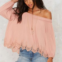 Paloma Off the Shoulder Top