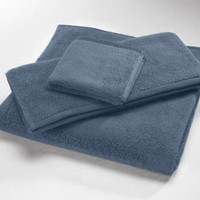 Azure MicroCotton Luxury Towels