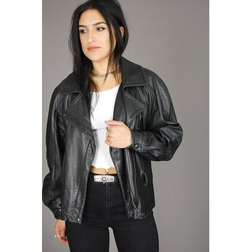 Michael Hoban North Beach Buttery Soft Leather Jacket