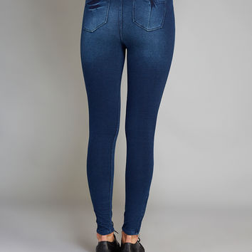 REWASH™ Zip Ankle Yoga Jeans | Wet Seal