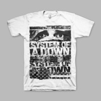 System Of A Down Torn T-Shirt