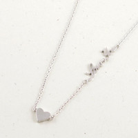 Heart, Be Mine Necklace