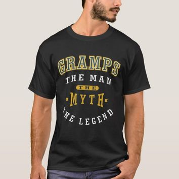 Gramps The Legend T-Shirt