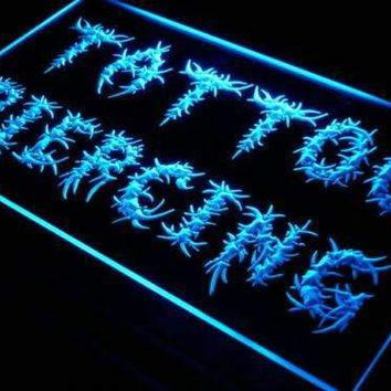 Tattoo Piercing Lure Neon Sign (LED)