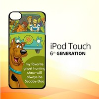 Scooby Doo Y2747 iPod Touch 6 Case