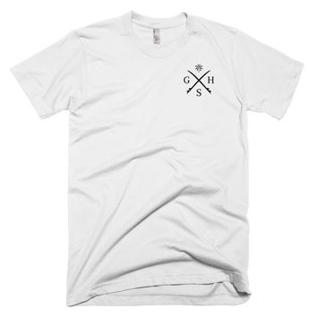 Men's Gear Hunter Surf Side Logo American Apparel T-Shirt