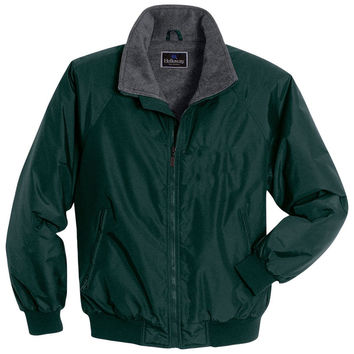 Holloway 229612Tall Scout Jacket - Dark Green Charcoal Heather