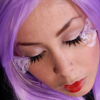 Lace False Eyelashes French Doll Anime Cosplay