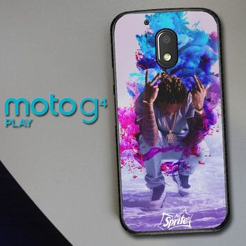 Future Dirty Sprite L2115 Motorola Moto G4 Play Case