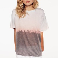 LOST ANGELES FAVORITE T at Wildfox Couture in  MULTI
