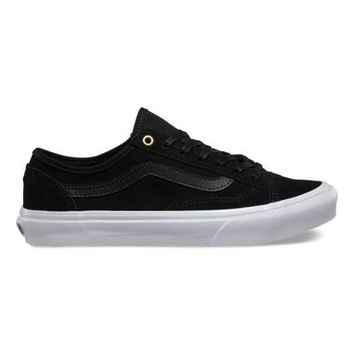 Vans Gold Pop Style 36 Slim (suede/black)