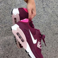 Nike Air Max 90 Fashion Ventilation Sport Running Sneakers Sport Shoes