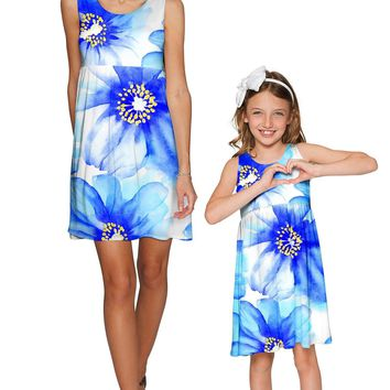Aurora Sanibel Empire Waist Mommy and Me Dresses