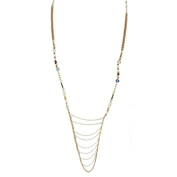 Stony Jewelry Long Layering Chain Necklace at Von Maur