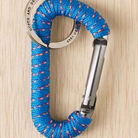 Roped Carabiner Keychain