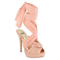 Light pink 'Larissa' shoes - High heel shoes - Shoes & boots - Women -