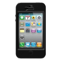 OtterBox Impact Series f/iPhone 4 - All Carriers - Black