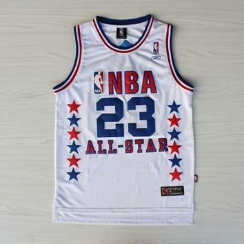 Nba Chicago Bulls #23 Jordan 2003 All Star Swingman Jersey | Best Deal Online
