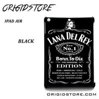 Lana Del Rey Whiskey Jack Daniels For Ipad Air 2 Case Please Make Sure Your Device With Message Case UY