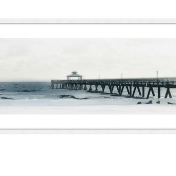 Deerfield Pier | Framed Art | Art by Type | Art | Z Gallerie