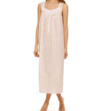 Eileen West 5215907 Sleeveless Lawn Ballet Nightgown