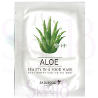 SKINFOOD Beauty in a Food Mask Sheet (Aloe)