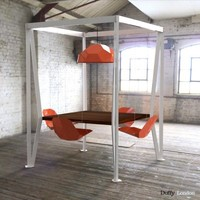 Duffy London - Swing Table 4 Person