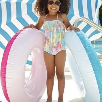 Little Peixoto Magnolia One Piece - Snake Candy