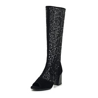 Women's High Heels Fish Mouth Cool Boots Sandals