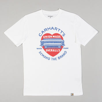 Carhartt Demand T-Shirt White
