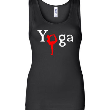 Yoga Figure Women's Tank